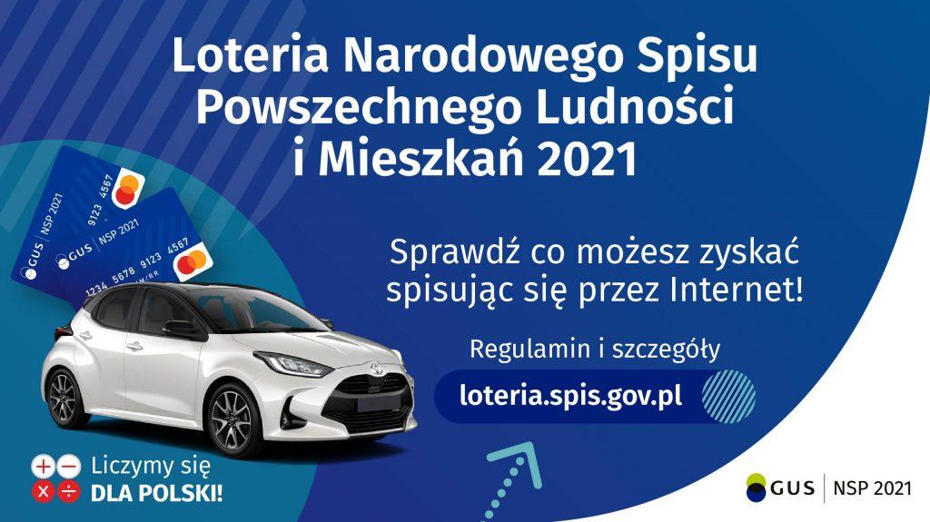 Grafika – Loteria NSP 2021